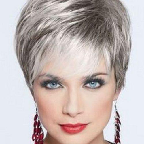 Cortes de pelo corto para las mujeres mayores de 50 años-2