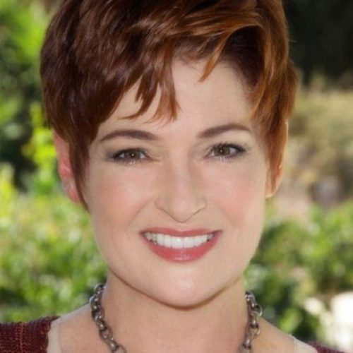 Cortes de pelo corto para las mujeres mayores de 50 años-6