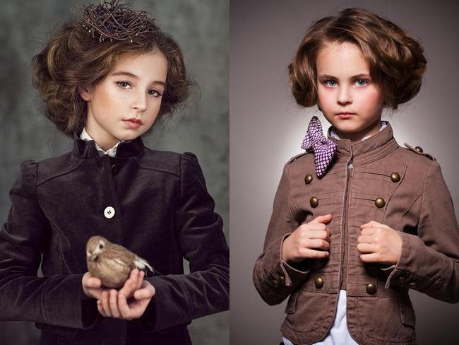 Cortes de cabello grueso para ninos