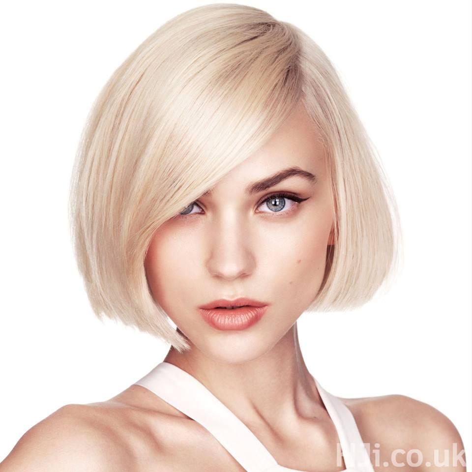 Bonito y sencillo peinados cara alargada Imagen de estilo de color de pelo - Cortes de pelo para la cara alargada: 32 fotos