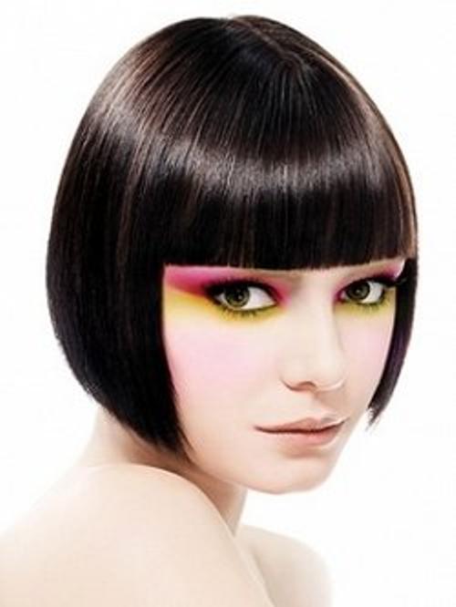 Peinados Con Flequillo 69 Fotos