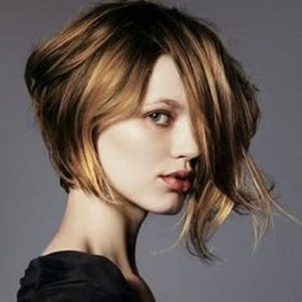 cortes cabello mujer asimetricos