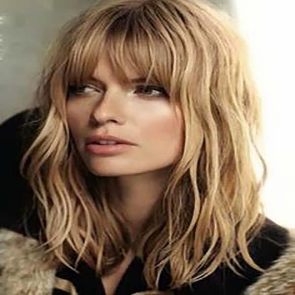 tendencia cortes de pelo 2016 con flequillo