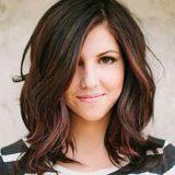 28 peinados nuevos media melena a capas