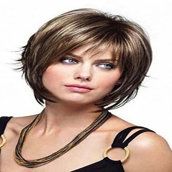 30 Maravillosos Peinados Melena Corta Sobre El Cabello