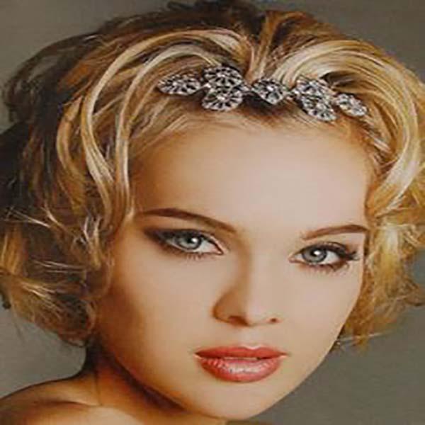 Lluvia de ideas peinados boda melena corta Imagen de cortes de pelo Ideas - 30 maravillosos peinados melena corta - Sobre El Cabello