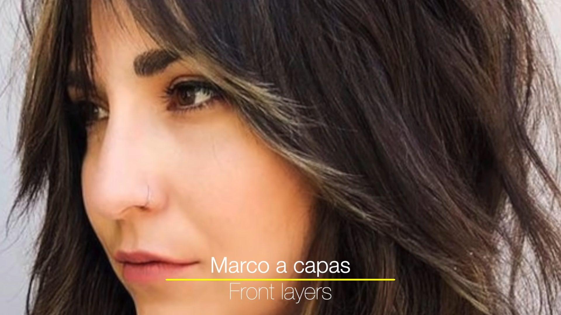 Marco a capas