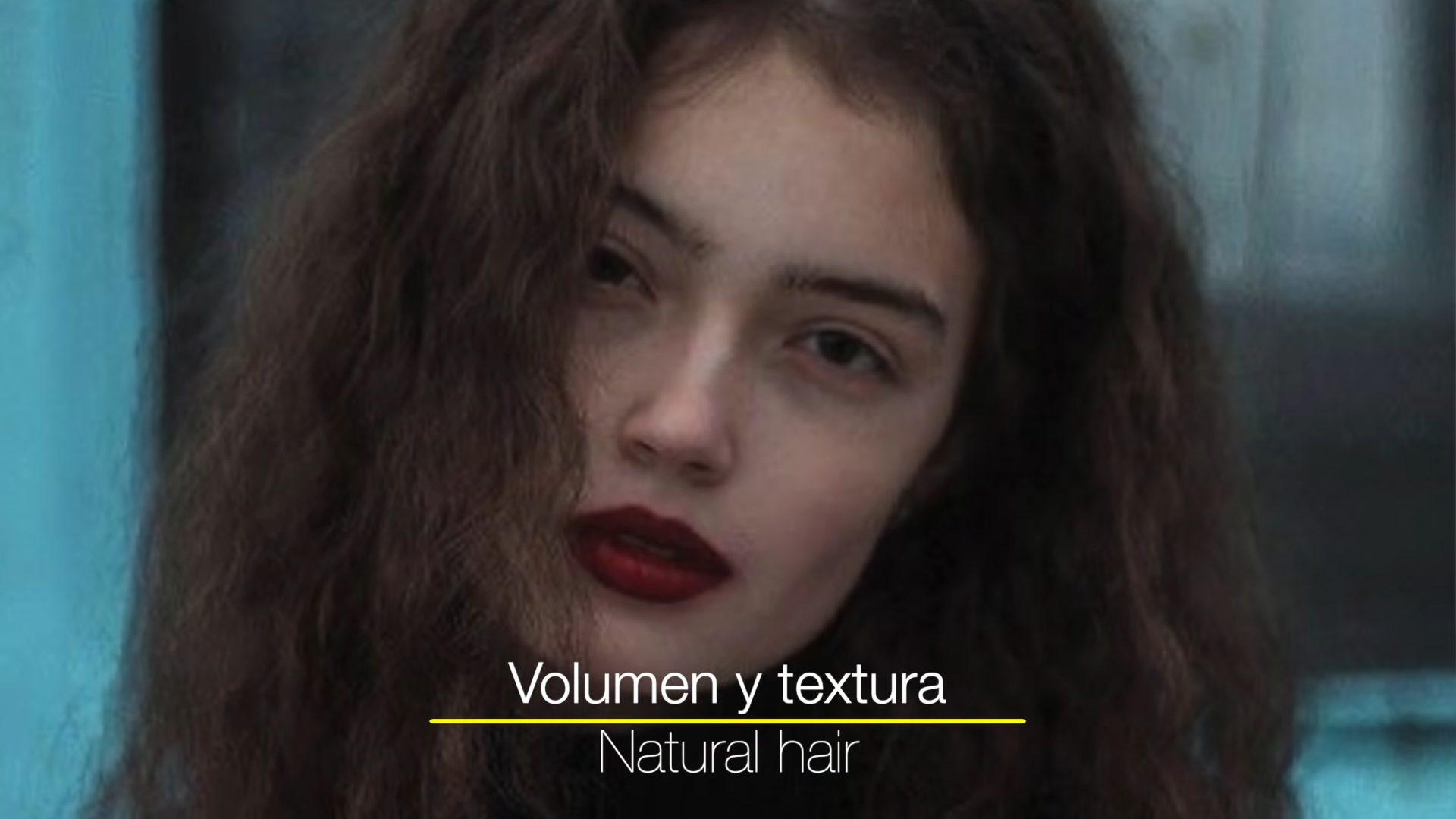 volumen y textura