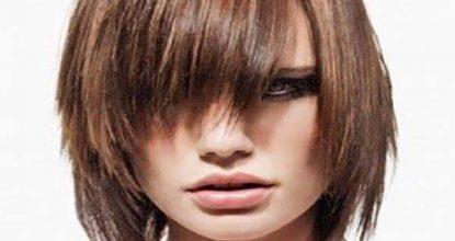 22 cortes de moda para media melena con flequillo
