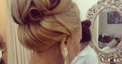 27 Peinados originales recogidos media melena